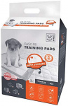 M-Pets trainingpads Easy Fix 90 x 60 cm textiel wit 30 stuks