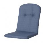 Madison buitenkussen Basic 45 x 96 cm katoen/polyester blauw