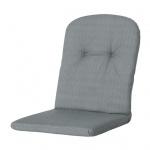 Madison buitenkussen Basic 45 x 96 cm katoen/polyester grijs