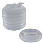 AceCamp opvouwbare drankcontainer transparant 15 liter