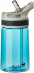 AceCamp Tritan springdeckel waterfles 350 ml blauw