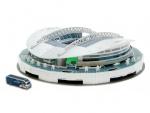 Nanostad FC Porto 3D-puzzel O Dragao Stadium 135-delig