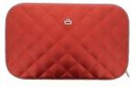Ögon Designs clutch Rfid Lady Bag 20,5 cm aluminium rood