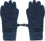 Playshoes handschoenen junior fleece navy maat 5