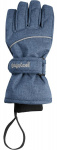 Playshoes handschoenen junior polyester jeansblauw mt 3/4 jaar