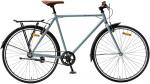 Popal Single speed fietsen Valther 28 Inch 50 cm Heren Terugtraprem Grijs