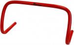 Precision horde 45 x 23 cm PVC rood