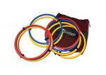 Precision trainingsringen 40 cm rood/geel/blauw 13-delig