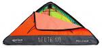 Prism vliegertas Neutrino 75 x 105 cm polyester oranje