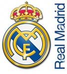 Real Madrid muursticker logo 2 stuks