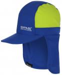 Regatta pet Protect junior polyamide blauw/lime maat 54 cm