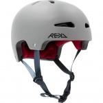 Rekd helm Ultralite matgrijs maat L/XL 57-59 cm