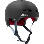 Rekd helm Ultralite matzwart maat L/XL 57-59 cm