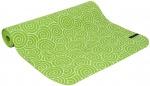 Rucanor yogamat 173 x 61 cm 6 mm groen