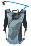 Source drinkrugzak Durabag Pro 5 liter nylon blauw/zwart