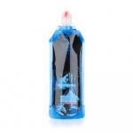 Source waterzak Luiquitainer 1 liter polyestheen blauw/zwart