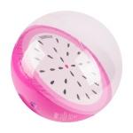 Sundaze strandbal passievrucht PVC 30 cm roze