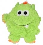 Sunkid knuffel Monster junior pluche 21 cm groen