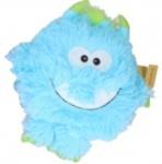 Sunkid knuffel Monster junior pluche 21 cm lichtblauw