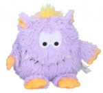 Sunkid knuffel Monster junior pluche 21 cm paars