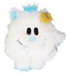 Sunkid knuffel Monster junior pluche 21 cm wit