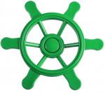 Swing King piratenstuurwiel voor speelhuisje 21,5 cm groen
