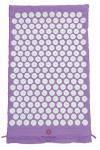 Sveltus acupressuurmat  75 x 44 cm polyurethaan/ABS paars