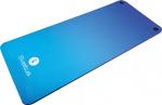 Sveltus fitnessmat Evolution 140 x 60 cm rubber blauw