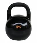 Sveltus kettlebell zwart 16 kg