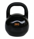 Sveltus kettlebell zwart 20 kg
