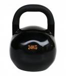 Sveltus kettlebell zwart 24 kg