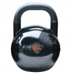 Sveltus kettlebell zwart 8 kg