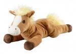 Warmies warmteknuffel pony 36 cm bruin