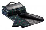 XD Collection picknickkleed opvouwbaar 150 cm acryl groen