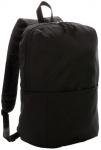 XD Collection rugzak casual 10 liter polyester zwart