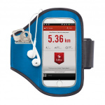 XD Collection sportarmband smartphone 16 cm neopreen blauw