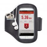XD Collection sportarmband smartphone 16 cm neopreen zwart